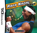 Rafa Nadal Tennis DS coverS (ARAE)