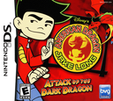 American Dragon - Jake Long - Attack of the Dark Dragon DS coverS (ARDE)