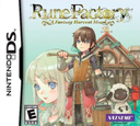 Rune Factory - A Fantasy Harvest Moon DS coverS (ARFE)
