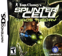 Tom Clancy's Splinter Cell - Chaos Theory DS coverS (ATCE)