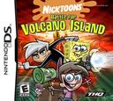 Nicktoons - Battle for Volcano Island DS coverS (AVKE)