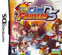 SNK vs. Capcom - Card Fighters DS DS coverS (AVSE)