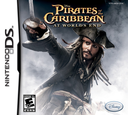 Pirates of the Caribbean - At World's End DS coverS (AW3E)