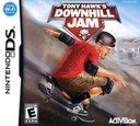 Tony Hawk's Downhill Jam DS coverS (AWKE)