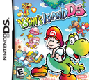 Yoshi's Island DS DS coverS (AYWE)