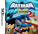 Batman - The Brave and the Bold - The Videogame DS coverS (B3BE)
