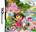 Dora's Big Birthday Adventure DS coverS (B4DE)