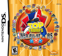 Top Trumps - NBA All Stars DS coverS (B57E)