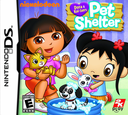 Dora & Kai-Lan's Pet Shelter DS coverS (B58E)