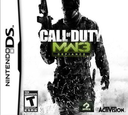 Call of Duty - Modern Warfare 3 - Defiance DS coverS (B5BE)