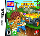 Diego's Build and Rescue DS coverS (B6GE)