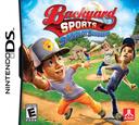 Backyard Sports - Sandlot Sluggers DS coverS (BBAE)