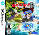 Beyblade - Metal Fusion DS coverS (BBUE)