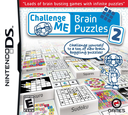 Challenge Me - Brain Puzzles 2 DS coverS (BBVE)