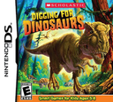 Digging For Dinosaurs DS coverS (BD7E)