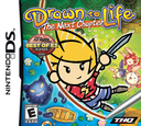 Drawn to Life - The Next Chapter DS coverS (BDRE)