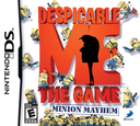 Despicable Me - The Game - Minion Mayhem DS coverS (BDWE)