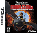 How to Train Your Dragon DS coverS (BHDE)