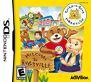 Build-A-Bear Workshop - Welcome to Hugsville DS coverS (BIBE)