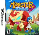 Monster Tale DS coverS (BIHE)