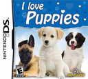 I Love Puppies DS coverS (BIIE)