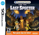 Professor Layton and the Last Specter DS coverS (BLFE)