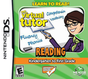 My Virtual Tutor - Reading - K to 1st Grade DS coverS (BMME)