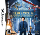 Night at the Museum - Battle of the Smithsonian - The Video Game DS coverS (BNME)