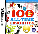 100 All-Time Favorites DS coverS (BOZE)