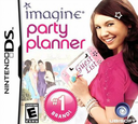 Imagine - Party Planner DS coverS (BPME)