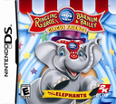 Ringling Bros. and Barnum & Bailey - Circus Friends - Asian Elephants DS coverS (BRLE)