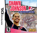 Shawn Johnson Gymnastics DS coverS (BRVE)