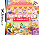 Smart Girl's Playhouse 2 DS coverS (BS4E)