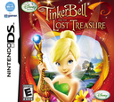 Tinker Bell and the Lost Treasure DS coverS (BTBE)