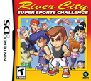 River City - Super Sports Challenge DS coverS (BUDE)