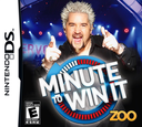 Minute to Win It DS coverS (BUIE)