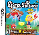Giana Sisters DS DS coverS (BZIE)