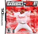Major League Baseball 2K11 DS coverS (BZVE)