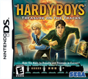 The Hardy Boys - Treasure on the Tracks DS coverS (C3TE)