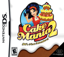 Cake Mania 2 - Jill's Next Adventure! DS coverS (CAKE)