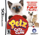Petz - Catz Clan DS coverS (CATE)