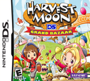 Harvest Moon DS - Grand Bazaar DS coverS (CB9E)