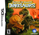 Battle of Giants - Dinosaurs DS coverS (CD5E)