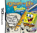 Drawn to Life - SpongeBob SquarePants Edition DS coverS (CDLE)
