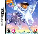 Dora the Explorer - Dora Saves the Snow Princess DS coverS (CDRE)