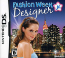 Fashion Week Jr. - Designer DS coverS (CF8E)