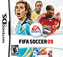 FIFA Soccer 09 DS coverS (CF9E)