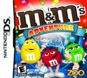 M&M's - Adventure DS coverS (CMXE)