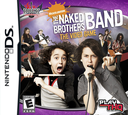 The Naked Brothers Band - The Video Game DS coverS (CNBE)
