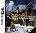 Nancy Drew - The Mystery of the Clue Bender Society DS coverS (CNME)